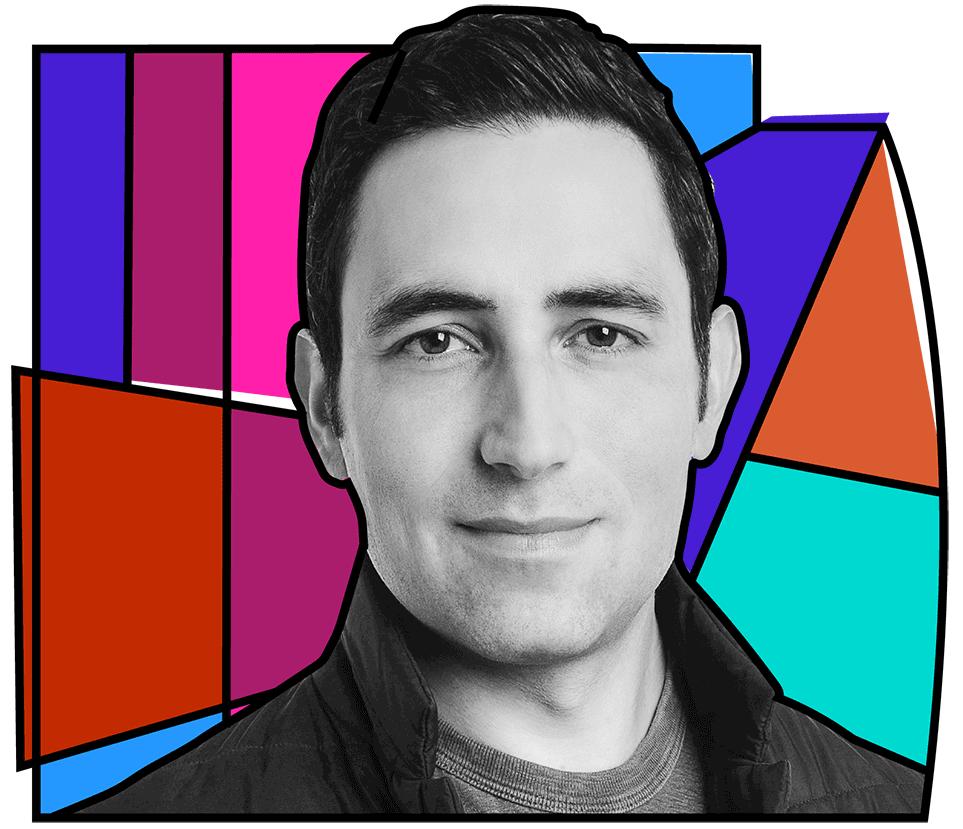 Scott Belsky portrait photo